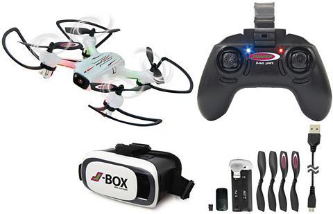 Jamara RC-Quadrocopter »Angle 12 VR Drone Alt...