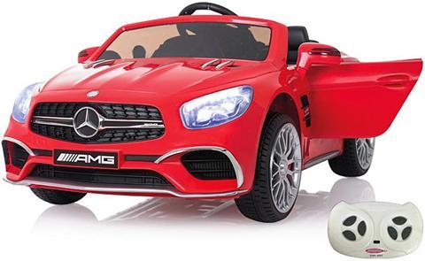 JAMARA Elektrinis vaikiškas automobilis su Fe...
