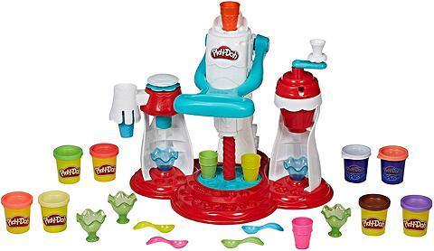 HASBRO Knetset »Play-Doh Super Eiscreme Masch...