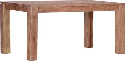 GUTMANN FACTORY Valgomojo stalas »Timber« iš massiver ...