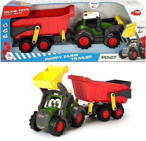DICKIE TOYS Žaislinis traktorius »Happy Farm Trail...