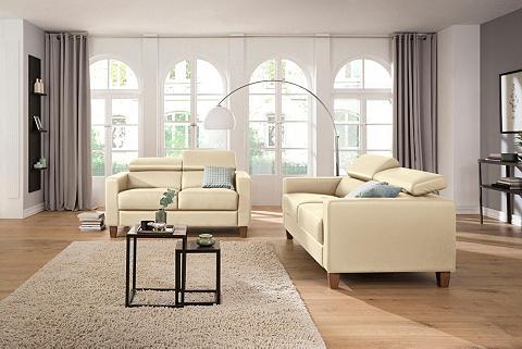 HOME AFFAIRE Dvivietė sofa + Trivietė sofa kaip rin...