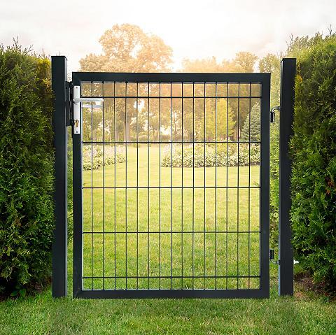 HOME DELUXE Varteliai dėl metalinė tvora Hx L: 12x...