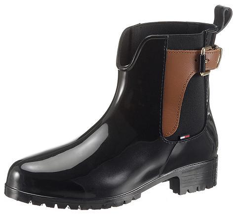Tommy Hilfiger Guminiai batai su stilingas Zierschnal...