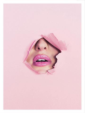 Plakatas »Pink Obsession 01« 50/60 cm