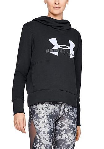 UNDER ARMOUR ® Sportinis megztinis su gobtuvu »Cott...