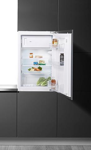 BAUKNECHT Įmontuojamas šaldytuvas 875 cm hoch 54...