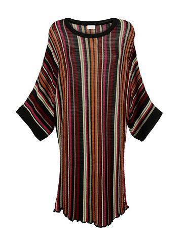MONA Megzta suknelė in Streifen-Optik