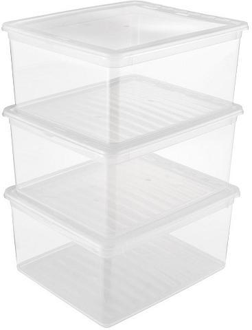 KEEEPER Dėžė »bea« (Rinkinys 3 vienetai)