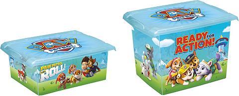 KEEEPER Dekoratyvinė dėžutė su Dangtis ir Paw ...
