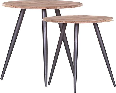 GUTMANN FACTORY Pristatomas stalas »Firestone« 2-iejų ...