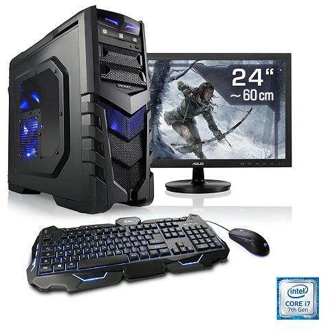 CSL Žaidimų PC rinkinys | i7-7700 | Ge For...