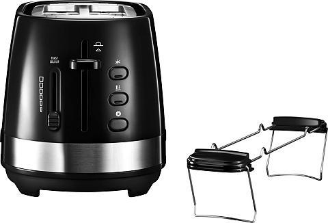 De'Longhi Toaster ACTIVE LINE CTLA2103.BK 2 kurz...