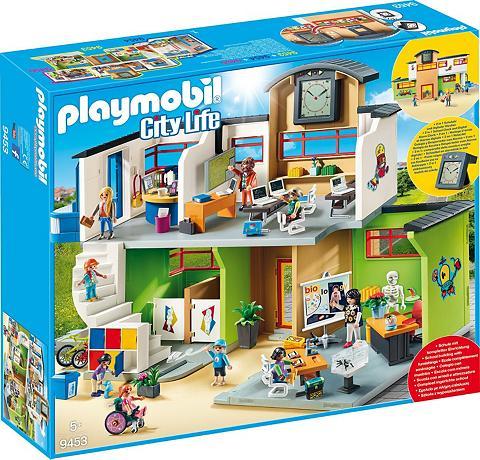 PLAYMOBIL ® Große Schule su Einrichtung (9453) »...