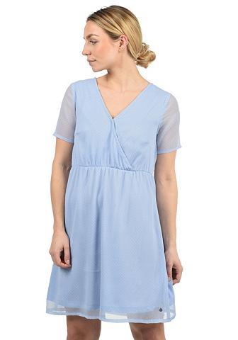 Blendshe Chiffonkleid »Charlotte« suknelė su V-...