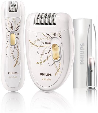 PHILIPS Epiliatorius HP6540/00 atlasas Soft