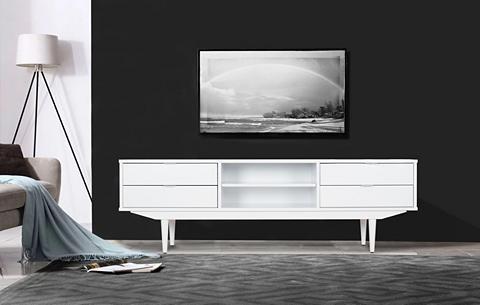 PLACES OF STYLE TV spintelė »Feeling« plotis 175 cm