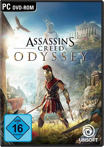 UBISOFT Assassin's Creed Odyssey PC