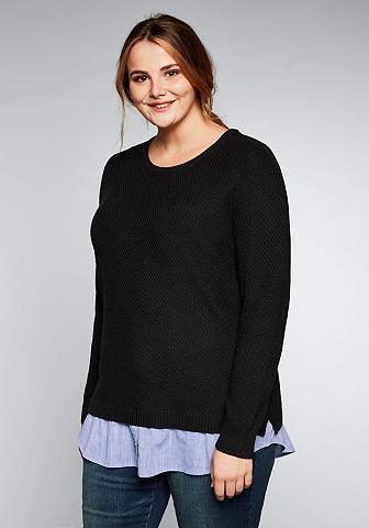SHEEGO CASUAL Ilgas megztinis