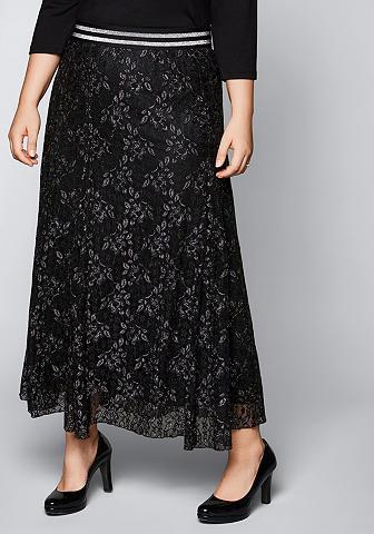 SHEEGO STYLE Maxi ilgio sijonas