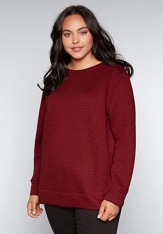 SHEEGO CASUAL Sheego Sportinio stiliaus megztinis