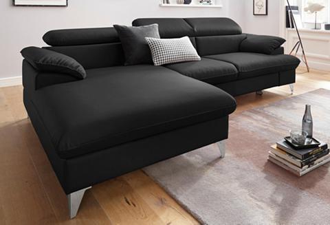 COTTA Kampinė sofa »Caluso« su Kopfteilverst...