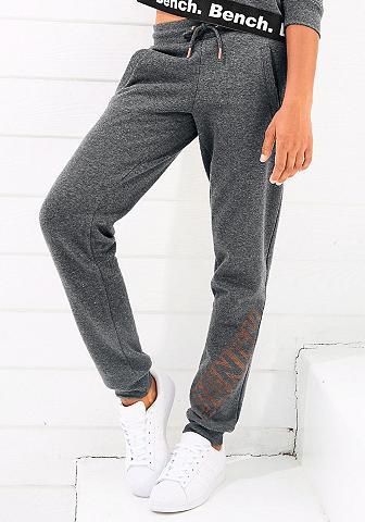 BENCH. Sportinio stiliaus kelnės su metallisc...