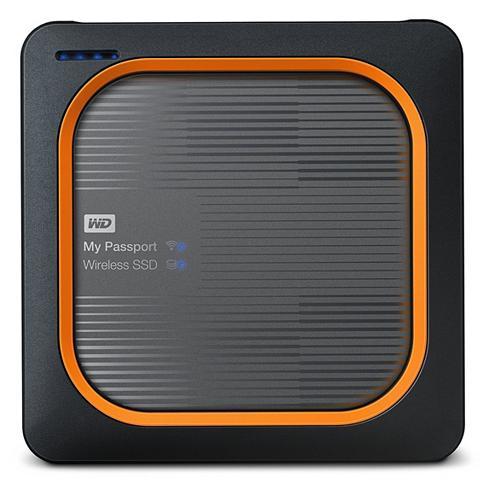 WESTERN DIGITAL My Passport Wireless SSD »SD-Karten-Ba...