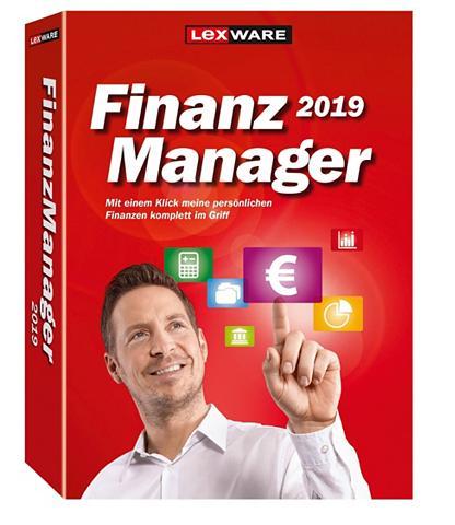 LEXWARE Finanz Manager 2019 »Schaltzentrale dė...