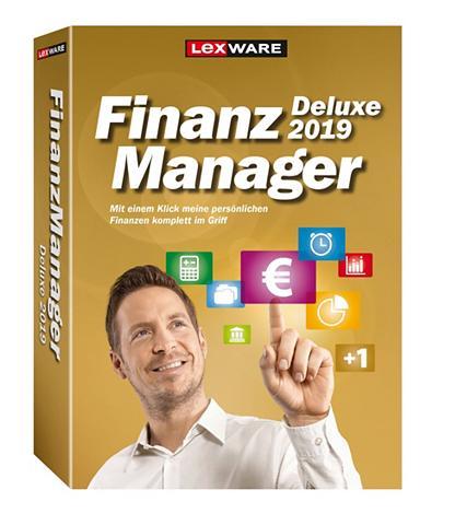 LEXWARE Finanzmanager Deluxe 2019 »Schaltzentr...