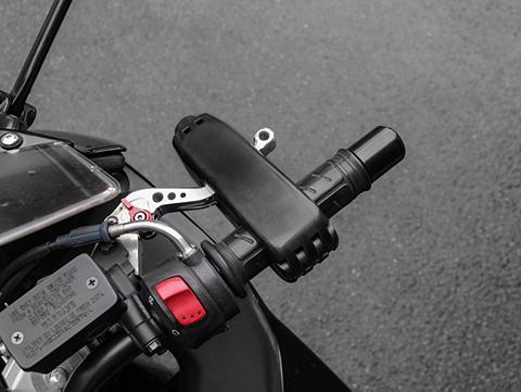 EUFAB Handhebelschloss dėl Motorräder