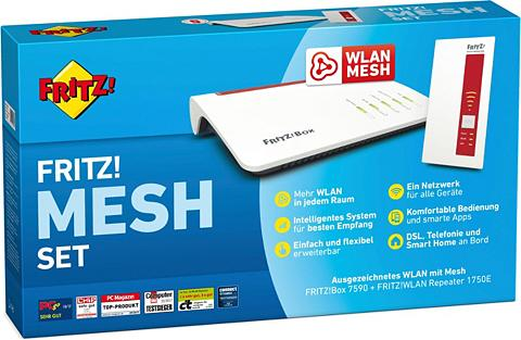 AVM »Mesh rinkinys 7590+1750« WLAN-Router