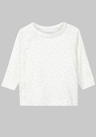 NAME IT Marškinėliai ilgomis rankovėmis