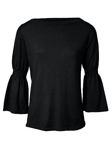 heine CASUAL Megztinis su 3/4 rankovėmis
