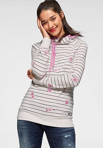 AJC Marškinėliai su gobtuvu