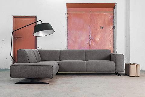 PLACES OF STYLE Kampinė sofa »Murcia« su spyruoklės Ke...