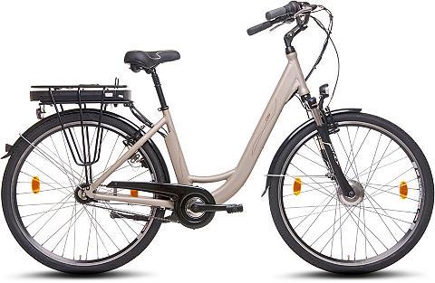 Elektrinis dviratis 7 Gang Shimano Nex...