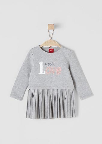 S.OLIVER RED LABEL JUNIOR Suknelė su Plisuotas sijonas dėl Babys...