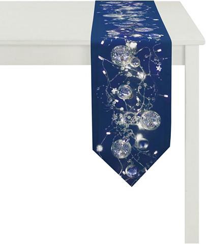 APELT Tischband »2601 Christmas Elegance Dig...