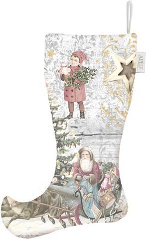 APELT Nikolausstiefel 12x36 cm »2604 Winterw...