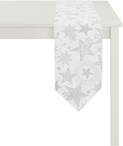 APELT Tischband »2606 Christmas Elegance Jac...