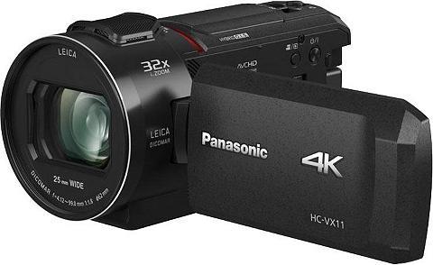 Lumix Panasonic »HC-VX11EG-K« Camcorder (4K Ultra HD W...