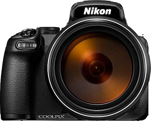Nikon »Coolpix P1000« Superzoom-Kamera (NIKK...