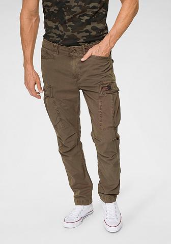 SUPERDRY Kišeninės kelnės »CORE Kišenėtos kelnė...
