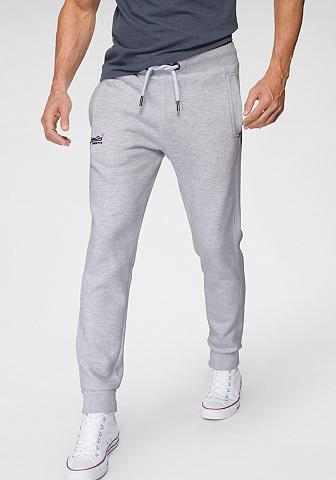 SUPERDRY Sportinio stiliaus kelnės »ORANGE LABE...