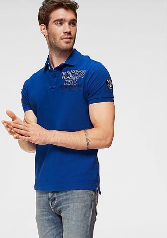 SUPERDRY Polo marškinėliai »OLDSKOOL SUPERSTATE...