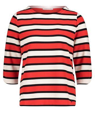 BETTY BARCLAY Casual-Sweatshirt su Streifen