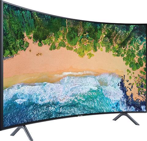SAMSUNG UE55NU7379UXZG Curved-LED-Fernseher (1...