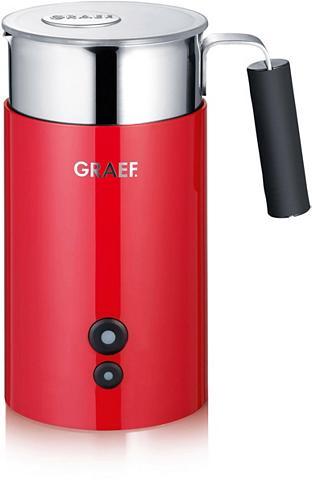 GRAEF Pieno plakiklis MS 703 raudona automat...