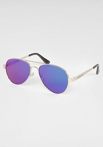 BASEFIELD Piloto stiliaus akiniai nuo saulės
